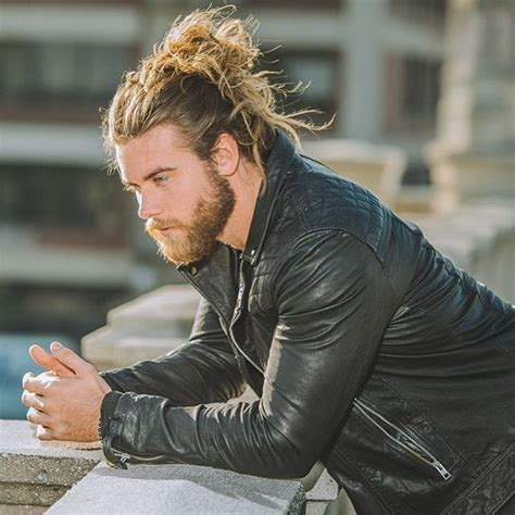 brock ohurn favorite men beard styles hairy men