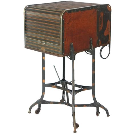 antique roll top desk manufacturers early 1900s american industrial roll top desk table by