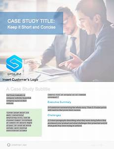 How To Write A Case Study  Bookmarkable Guide  U0026 Template