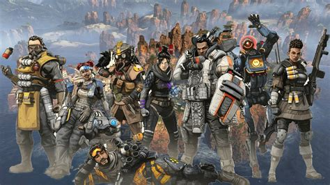 Apex Legend Squad Combinations Guide
