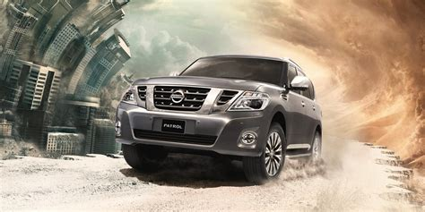 New Nissan Patrol 2019 by Nissan Patrol 2019 Reviewed Simplycarbuyers