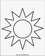 Sun Coloring Pages Simple Sunshine Moon Drawing Cloud Sunscreen Hat Colouring Printable Fire Print Sunglasses Kid Sheet Getcolorings Pillar Getdrawings sketch template
