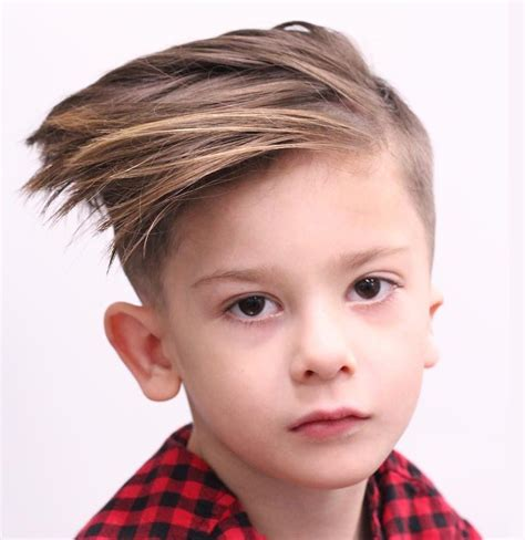Kid Boy Hairstyles by Toddler Boy Haircuts 2017