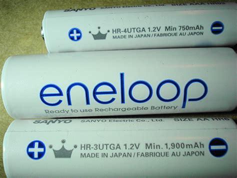 tips  eneloop battery charging