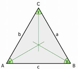 Winkel Berechnen Online : gleichseitiges dreieck geometrie rechner ~ Themetempest.com Abrechnung