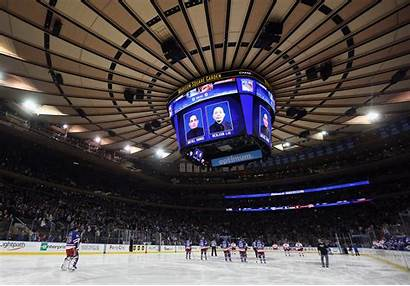 Rangers York Wallpapers Ny Background Madison Square