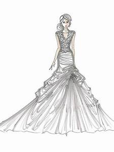 Fashion Design Coloring Pages - Bestofcoloring.com
