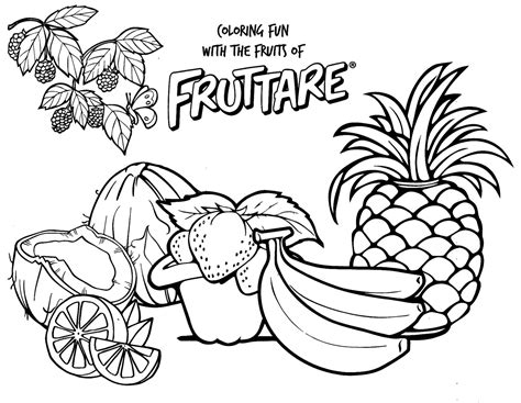 5 Fruit Activities For Families Happy And Blessed Home Family Coloring Worksheet For Kindergarten Healthy