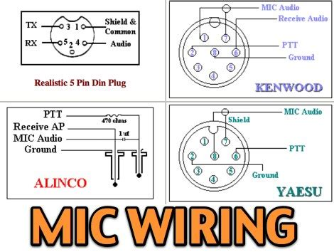 Most Popular Mic Wiring Diagrams Resource Detail