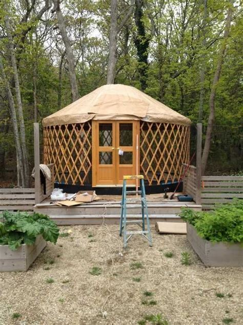 Yurt Kits, Yurts And Apartment Therapy On Pinterest