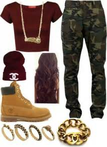 Swag Outfits with Timberlands