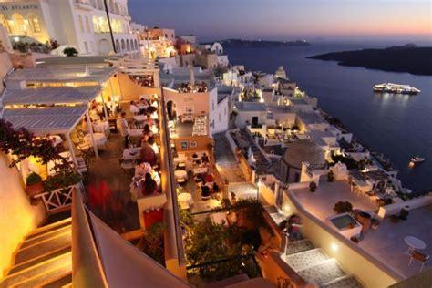 Archipelagos Restaurant Santorini Restaurants In