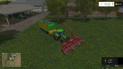 poettinger mex big   mod farming simulator