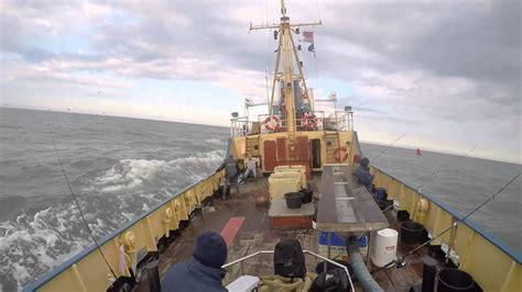 angeln  der nordsee makrele hochseeangeln youtube