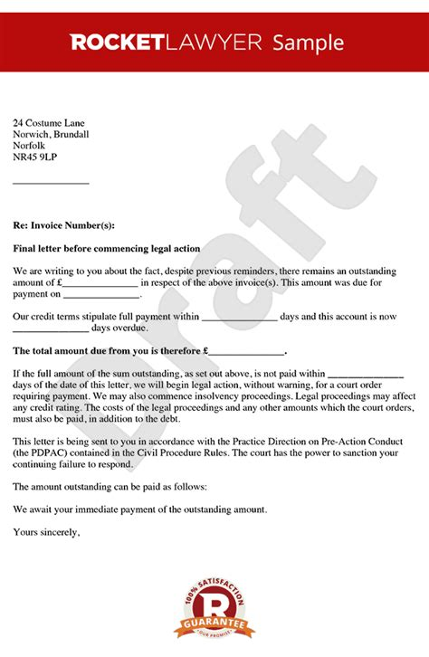 commercial court claim form n1cc ideas collection before action letter before claim letter