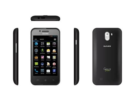 Maxx Mobile by Maxx Mobile Ax40 Specs Techwikies