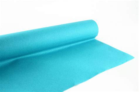 nappe jetable effet tissu nappe papier jetable non tiss 233 1 20 m x 40m turquoise