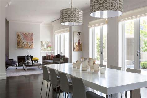 magnificent drum pendant lighting  dining room