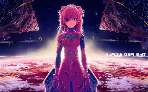 Neon Anime Wallpaper - neon genesis evangelion 1440p wallpapers wallpapersafari
