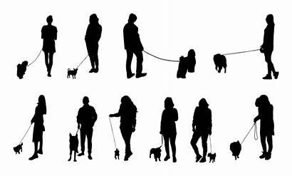 Silhouette Walking Dog Transparent Silhouettes Onlygfx Shopkins