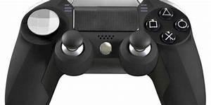 PS4 Elite Controller Fr Sonys Konsole Gesichtet