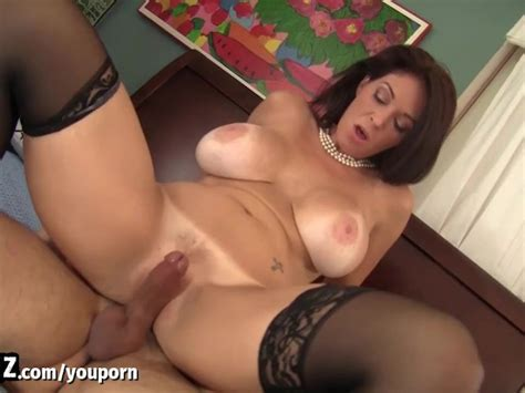 Busty Milf Rides Her Stepson S Big Dick Free Porn Videos YouPorn