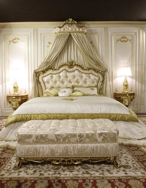 classic bench  baroque bed art  vimercati