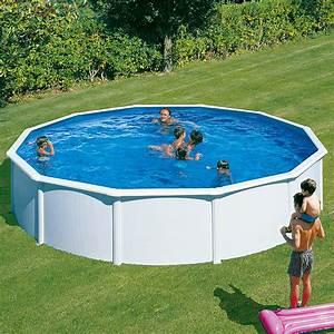 Bauhaus Pool Zubehör : mypool pool komplettset feeling durchmesser 460 cm h he 120 cm l wei bauhaus ~ Sanjose-hotels-ca.com Haus und Dekorationen