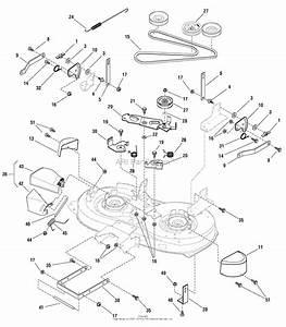 Wiring Diagram  27 Murray 38 Inch Deck Belt Diagram