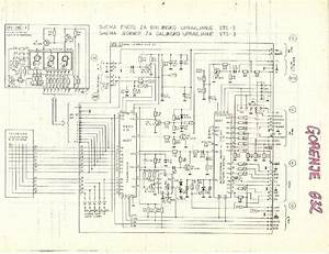 Gorenje 632 G2 Chassis Schematic Service Manual Download