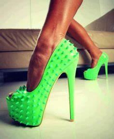 Spiked Heels on Pinterest