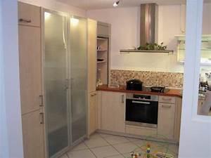 Küche U Form : g nstige musterk che k che in u form von alno erh ltlich in leverkusen ~ Sanjose-hotels-ca.com Haus und Dekorationen