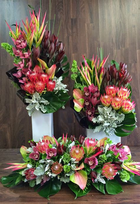 flower arrangement urban flower australian native flower arrangements for church event in baulkham hills