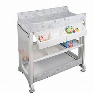 Table à Langer Bébé : babysun nurserie table langer 2 en 1 degriffcouches ~ Teatrodelosmanantiales.com Idées de Décoration