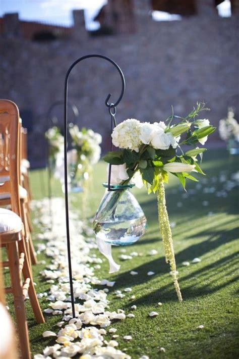Shepherd Hook Wedding Aisle Decor Covenant Wedding