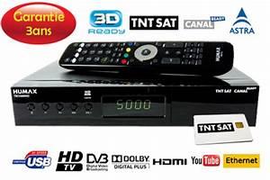 Decodeur Tnt Hd Satellite Astra : recepteur satellite canal ready tntsat canal ready ~ Dailycaller-alerts.com Idées de Décoration