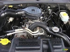 2000 Dodge Durango Slt 5 9 Liter Ohv 16