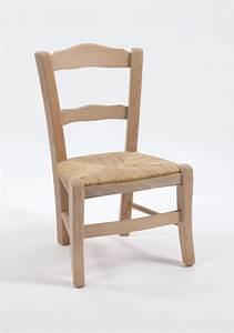 Chaise Enfant Pro En Htre Ou Frne La Chaise Artisanale