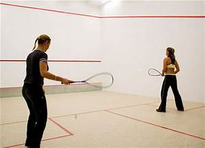 Squash sport - BelAIR