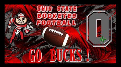Ohio State Buckeyes Backgrounds Ohio State Buckeyes Football Go Bucks Ohio State Football Wallpaper 29030008 Fanpop