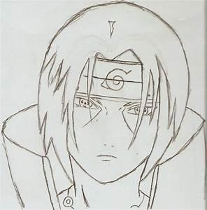 Image Gallery itachi drawings