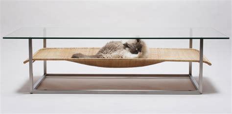 salontafel kat fotospecial design voor katten kattenanaccessoires
