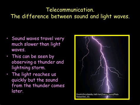 telecommunication sound presentation physics sliderbase