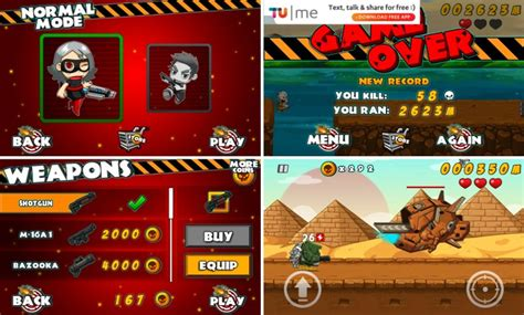 zombie games android dash zombies app run them things