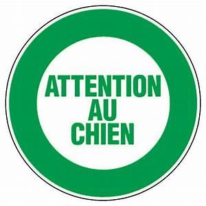 Panneau Attention Au Chien : attention au chien panneaux de signalisation et signaletique ~ Farleysfitness.com Idées de Décoration