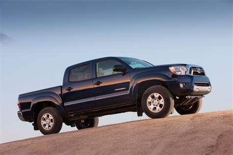 Tacoma 2013 4 Cilindros by 2015 Toyota Tacoma Safety Review And Crash Test Ratings