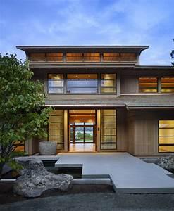 Maison Moderne Japon