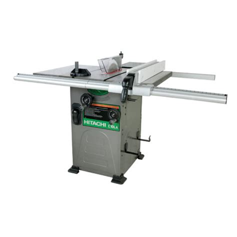 band saw vs table saw hitachi power tools products gt saws gt table saws gt c10la