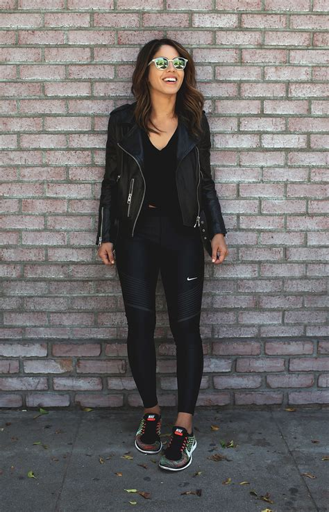 Sporty Biker Spice | Megan Batoon | My Style... | Pinterest | Sporty Bikers and Clothes