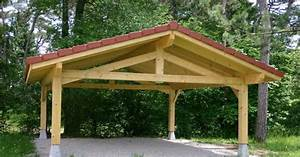 Abri De Jardin Ouvert : garage ouvert chalets bally sciez vous fabrique vos ~ Premium-room.com Idées de Décoration